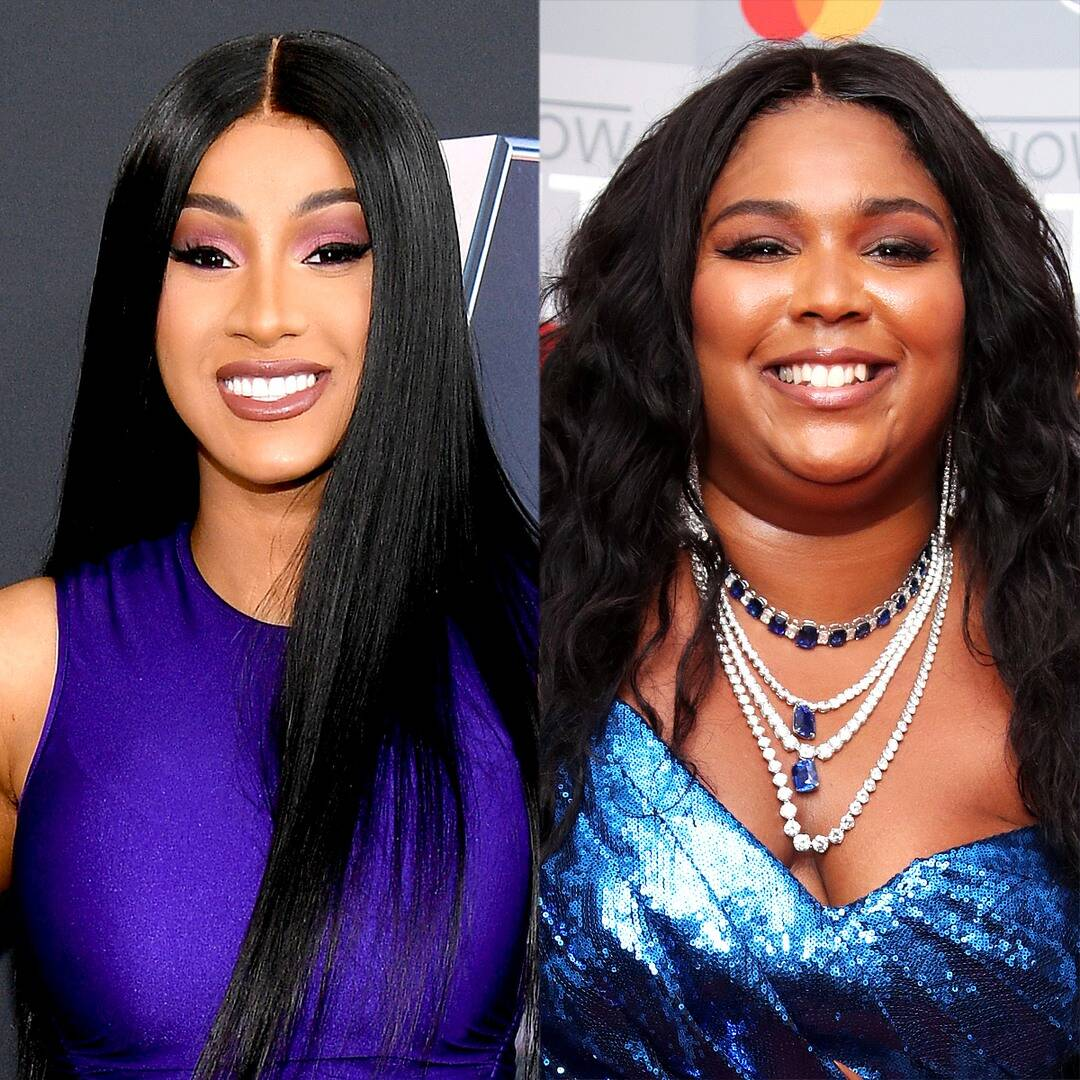 Lizzo Sends Cardi B a Heartfelt Note and Flowers Amid Offset Divorce