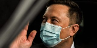 Elon Musk says he and his family won't get a coronavirus vaccine when it becomes available (TSLA)