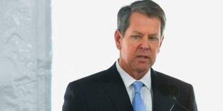 Georgia Gov. Brian Kemp is quarantining following COVID-19 exposure, and his office won't disclose his test result