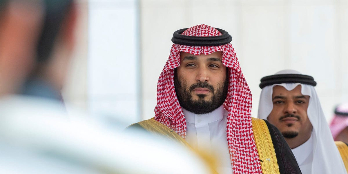 Saudi Crown Prince Mohammed bin Salman got served a lawsuit via WhatsApp. Court documents show that he received and read the message.