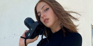 Meet the 19-year-old photographer who has built a business taking portraits of TikTok stars like Chase Hudson and Avani Gregg