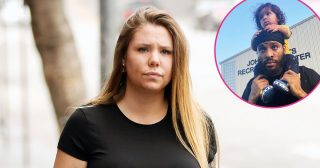 Teen Mom 2's Kailyn Lowry Speaks Out After Arrest Over Chris Lopez Dispute
