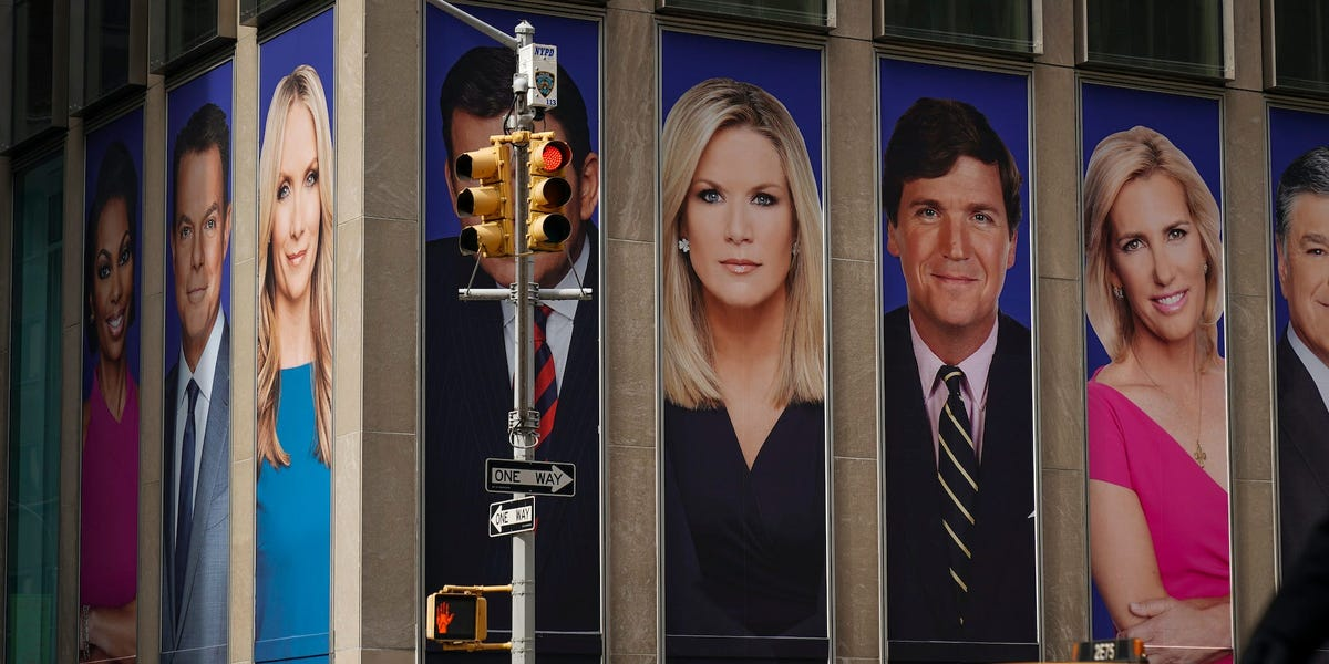 Fox News staffers are 'in a panic' about election night coverage after top hosts were exposed to a COVID-19 patient and told to quarantine