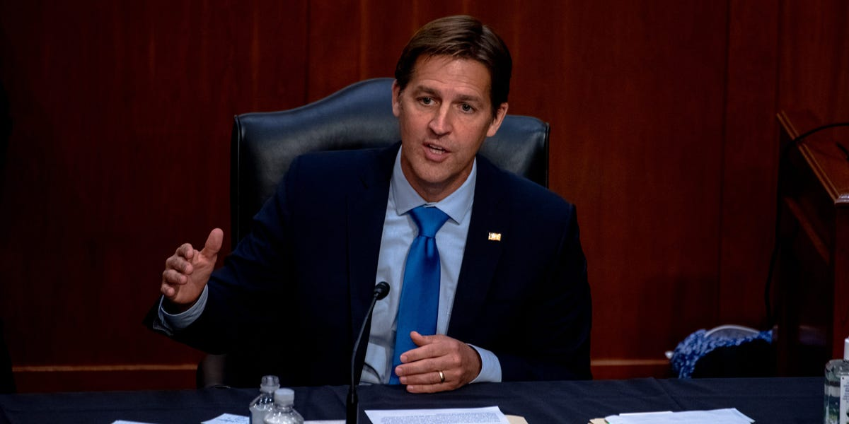 Trump lashes out at Ben Sasse after leaked audio, calls him 'the least effective' Senate Republican