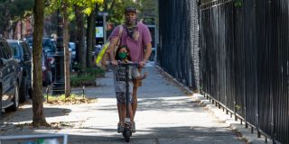 New York City will finally get electric scooter rentals this Spring