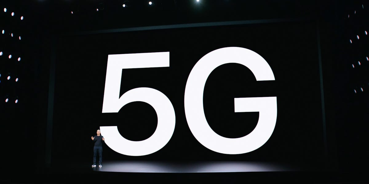 Apple touted 5G as one of the biggest features in its new iPhone 12 lineup. But here's why 5G shouldn't be the only reason you upgrade. (AAPL)