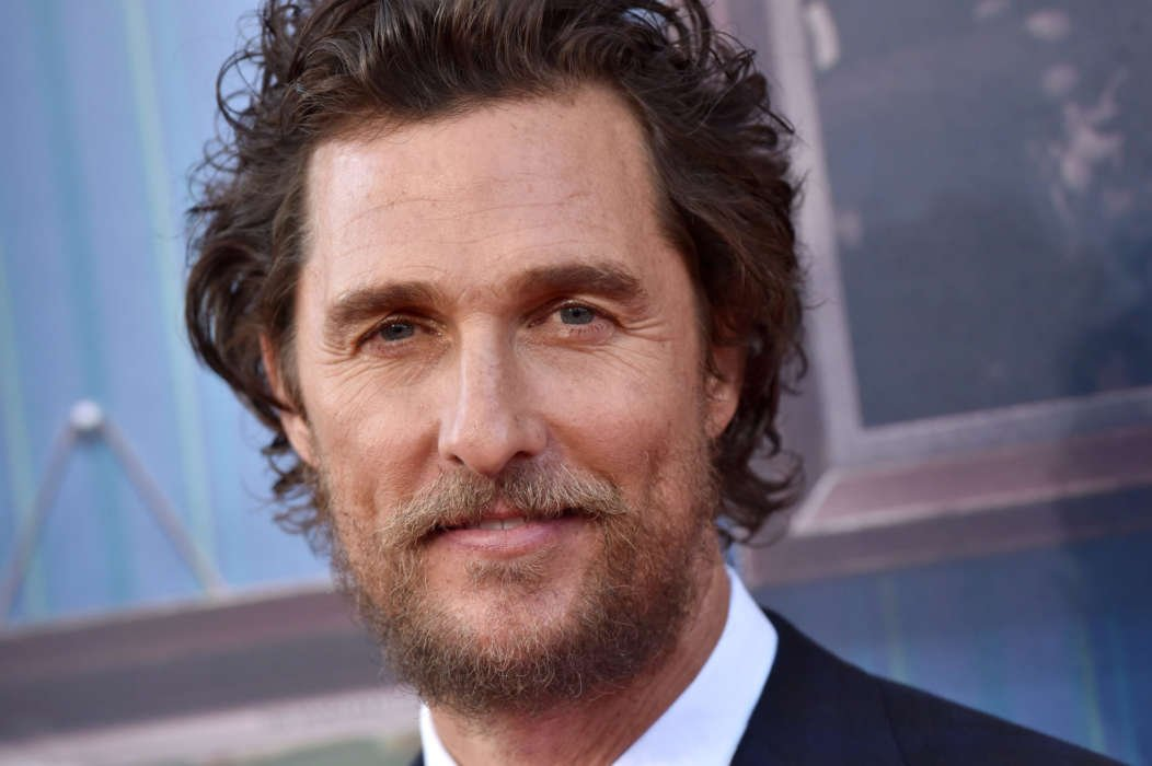 Matthew McConaughey Says His Father Died During Bedroom Time With His Mom