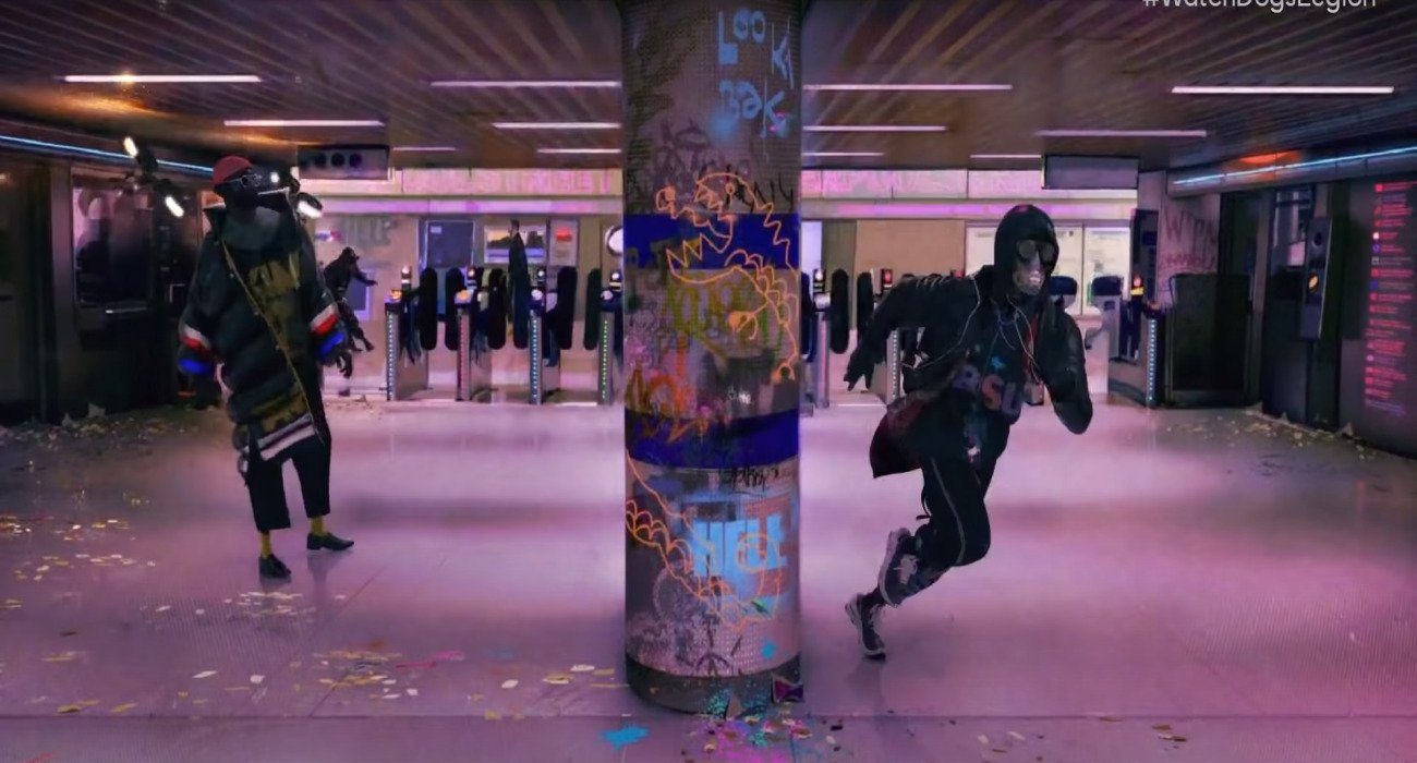 Watch Dogs: Legion Finally Releases This Week