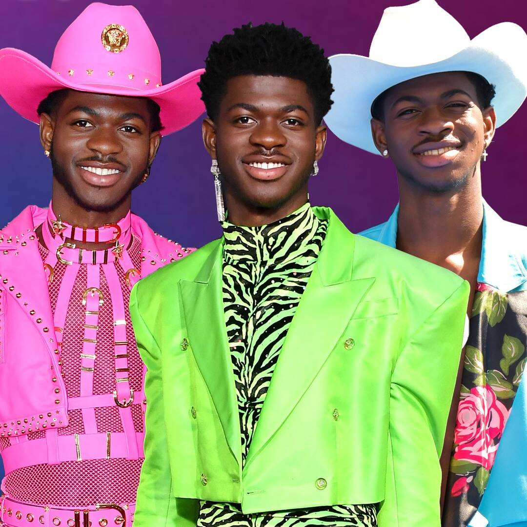 Lil Nas X's Best Style Moments Prove He's a Fashion Daredevil