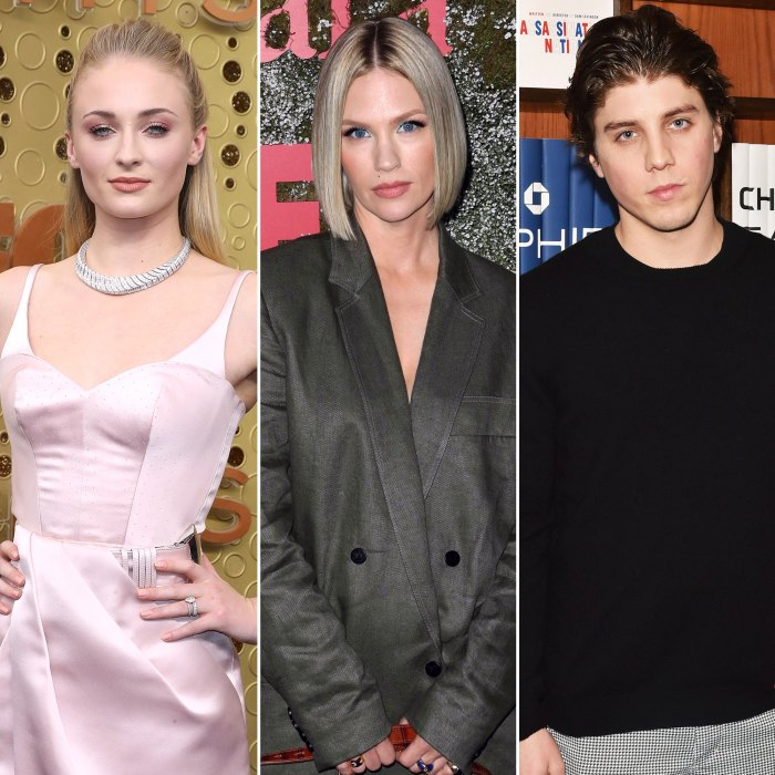 Sophie Turner, January Jones, More Celebs Support Euphoria's Lukas Gage After Director Insults His Apartment in Viral Video