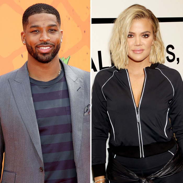 Tristan Thompson Posts Then Deletes Flirty Comment on Khloe Kardashian Instagram All the Times Tristan Thompson Has Flirted With Khloe Kardashian on Instagram
