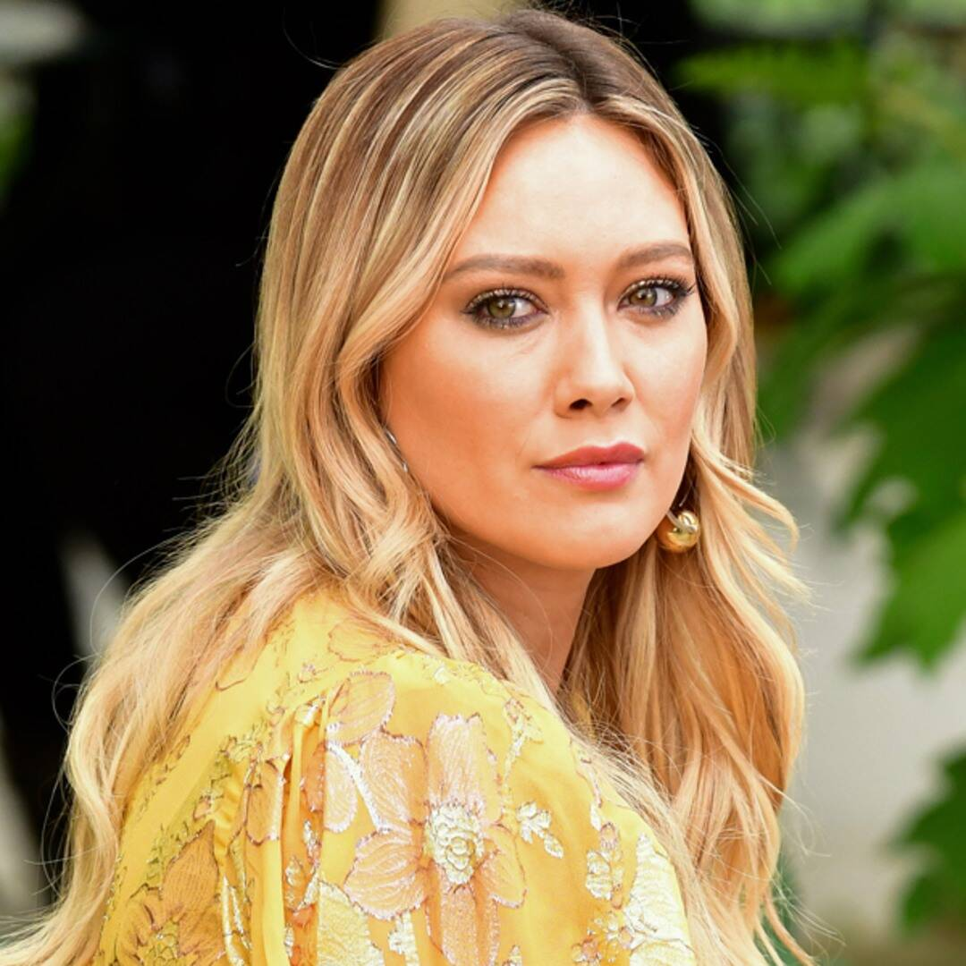 "Pregnant Hilary Duff in Quarantine After Being ""Exposed"" to Coronavirus"