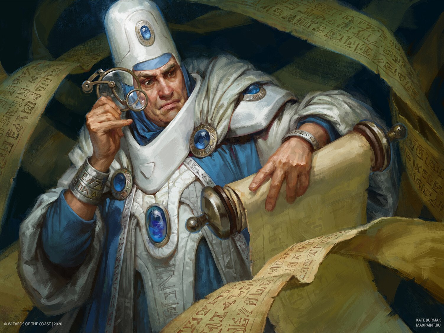 Tasha's Cauldron Of Everything: Order of Scribes Wizard Receives Feeble Reprint In D&D's Newest Rules Expansion