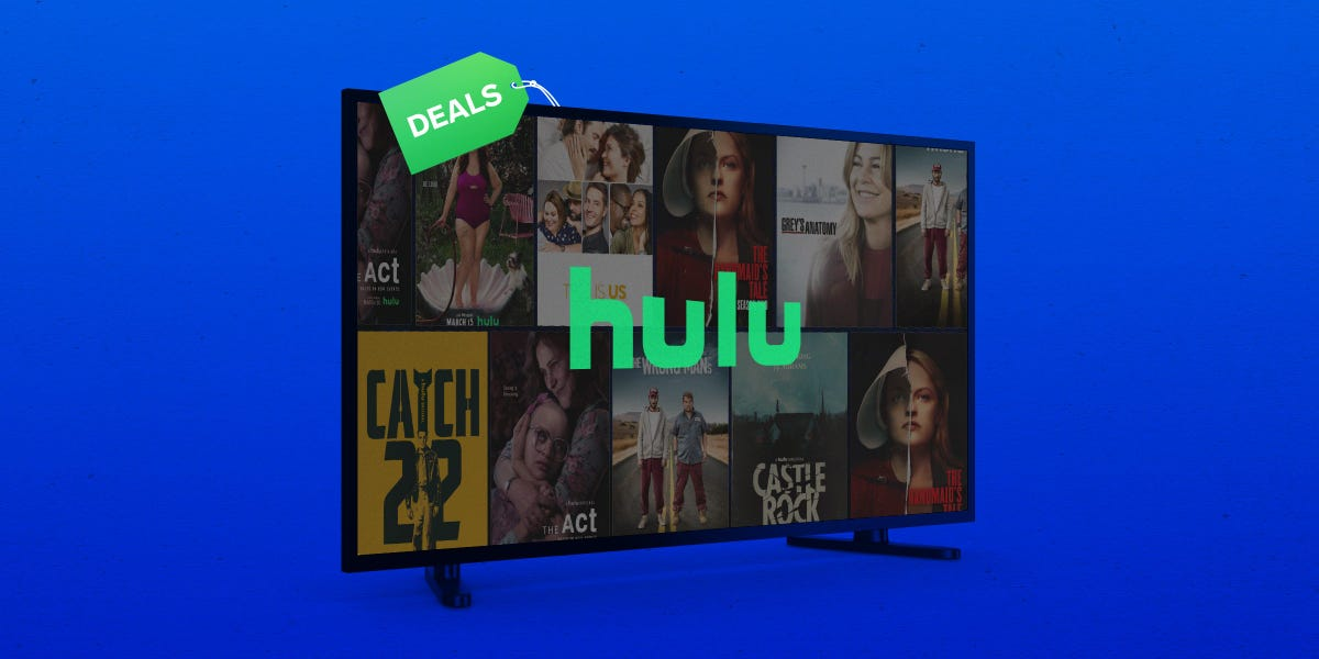 How to get a one-year Hulu subscription for only $24 on Black Friday