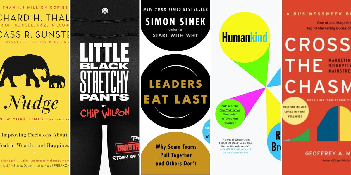 14 books that help founders do everything better, recommended by 10 successful VCs