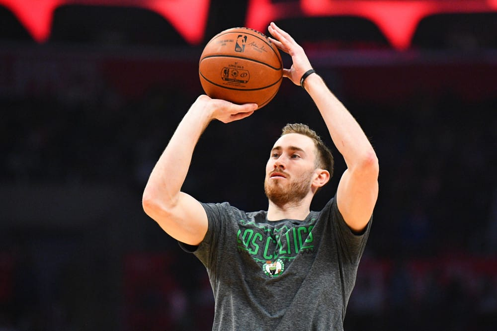 Gordon Hayward To Sign a Four-Year $120 Million Deal With the Charlotte Hornets