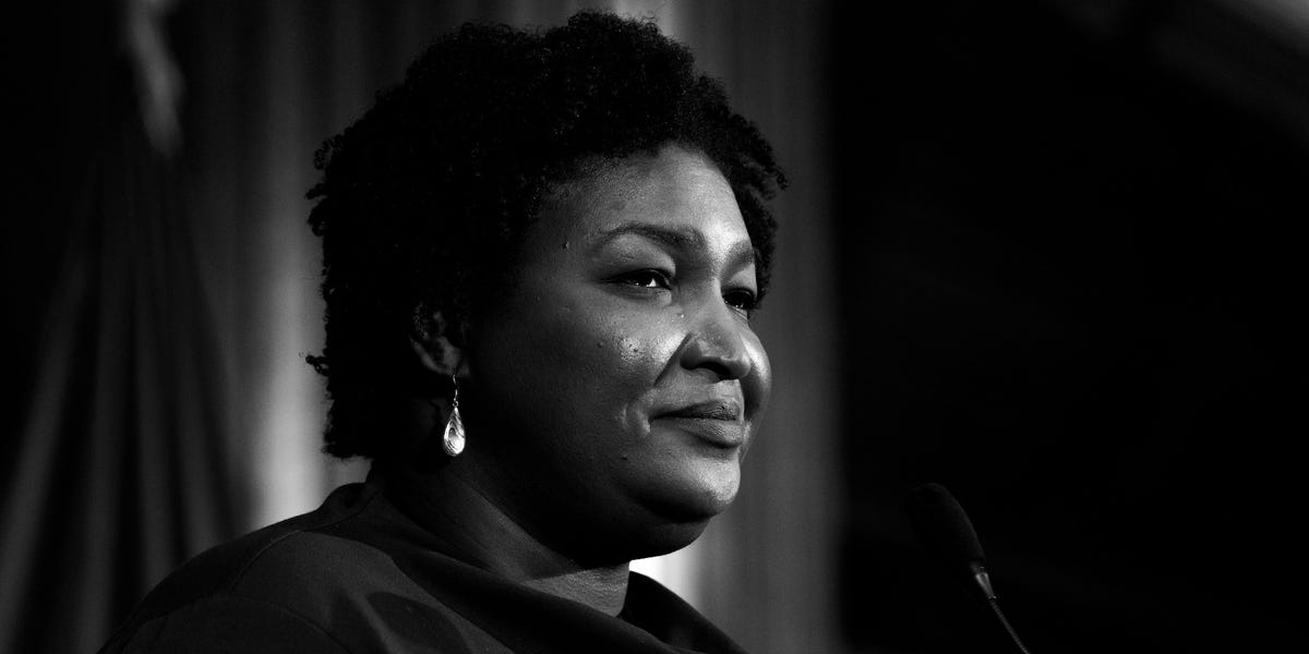 Stacey Abrams helped register 800,000 voters and flipped Georgia for Biden. Here's what anyone can learn from her ability to inspire and influence others.