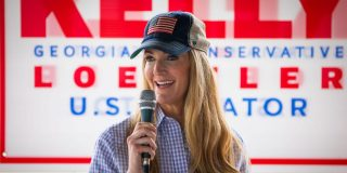 A 20-year-old campaign staffer for Sen. Kelly Loeffler died in a crash before Pence held a campaign event in Georgia