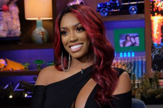 Porsha Williams Shares A Few Words About Voting – See Her In This Video