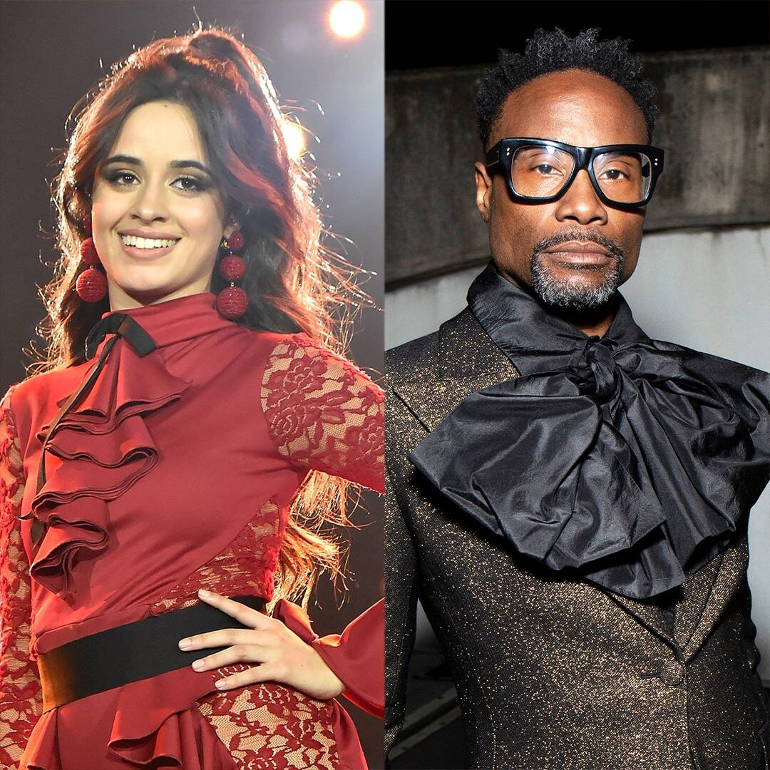 """Billy Porter Shares the """"Beautiful"""" Thing He Learned About Cinderella Co-Star Camila Cabello"""