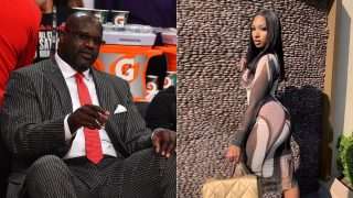 Shaquille O'Neal Breaks His Silence On That Flirty Comment He Left On Megan Thee Stallion's IG Live – Was He Really Hitting On Her?