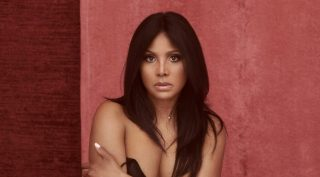 Toni Braxton Shares More Photos From Her Harper's Bazaar Photo Shoot
