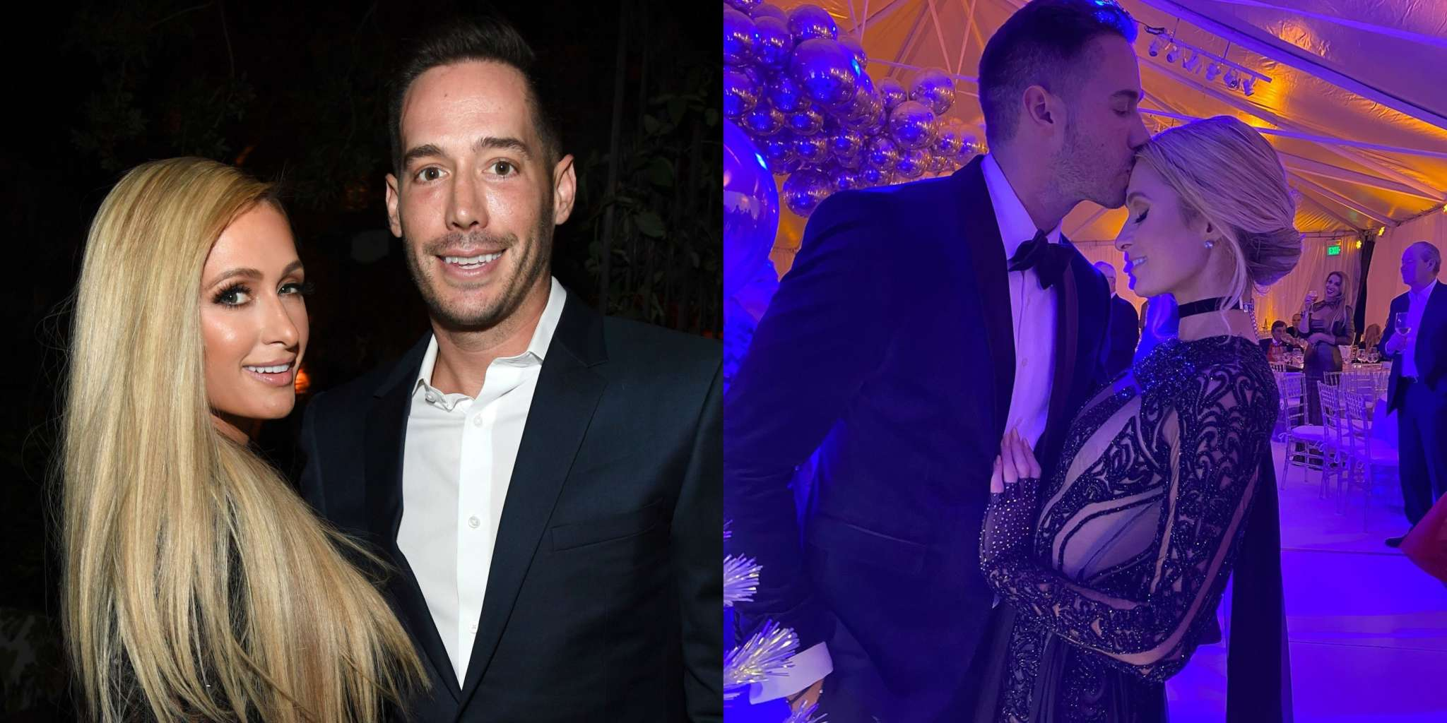 Paris Hilton Gushes Over Her 'Twin Flame' Carter Reum On Their 1-Year Anniversary!