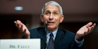 Dr. Anthony Fauci is the federal government's top-paid employee, and was paid $18,000 more than Trump in 2019