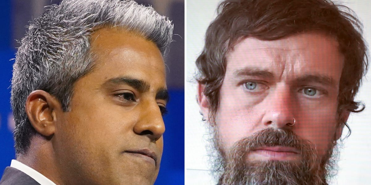 Anand Giridharadas says he and others spent years telling Jack Dorsey in a private chat to do something about Trump's tweets before Dorsey finally banned Trump last week