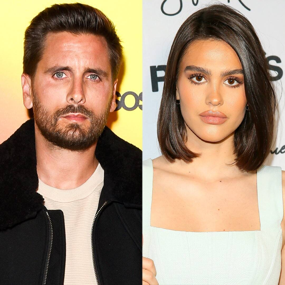 How Scott Disick's New Photo Is Subtly Connected to Amelia Hamlin