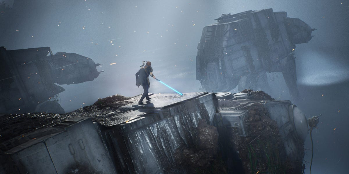 It's official: Disney's long-standing exclusivity deal on 'Star Wars' games just ended (EA, UBSFY, DIS)