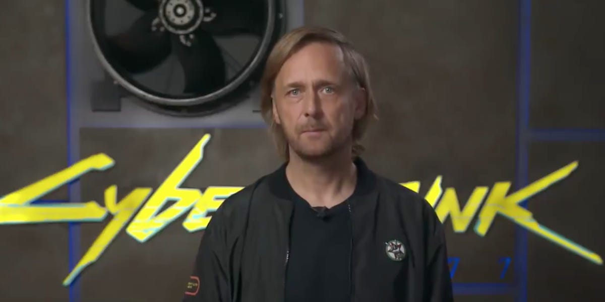 In the wake of the 'Cyberpunk 2077' debacle, the studio's CEO apologizes: 'I and the entire leadership team are deeply sorry.' (OTGLY)