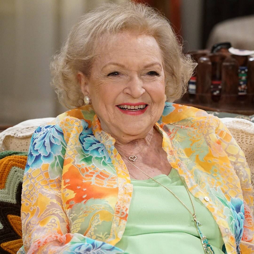 Betty White's 99th Birthday Plans Are Simply Golden