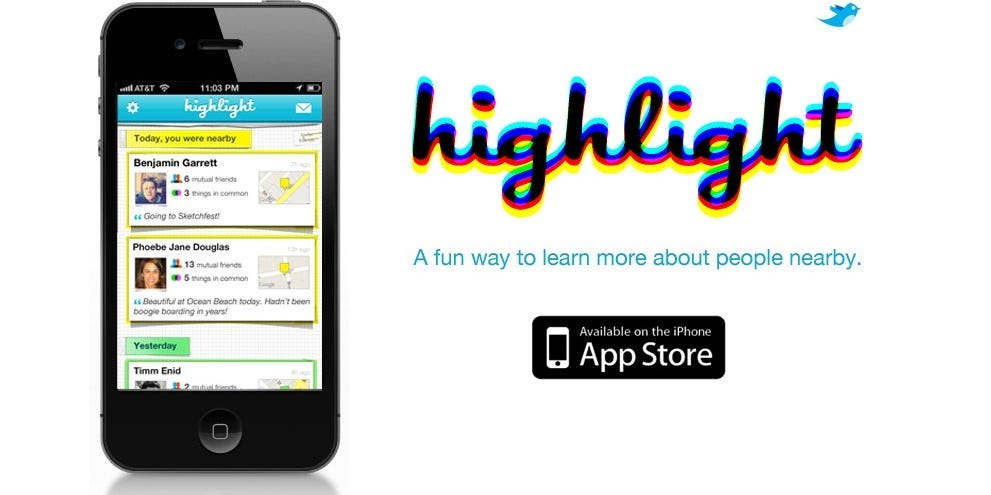 highlight app