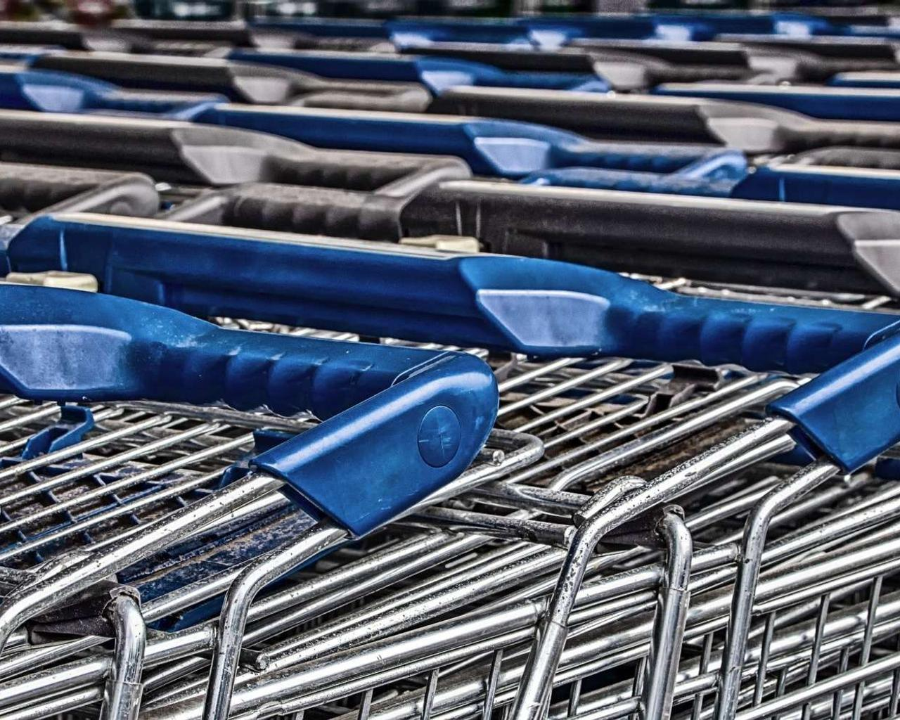 Walmart To Have Carts That Will Watch And Track Your Every Move—Retail Version Of Big Brother