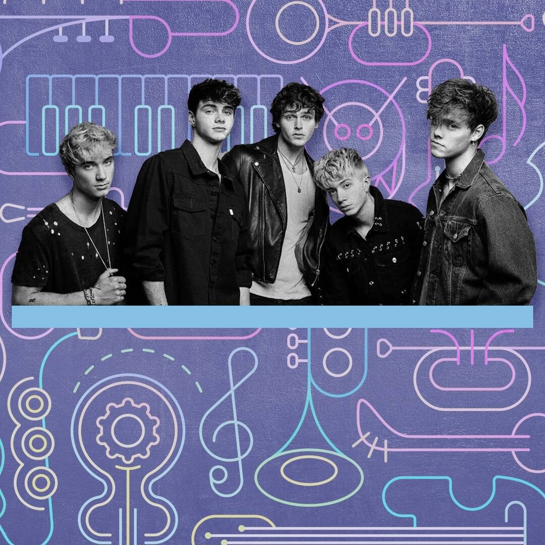 My Music Moments: Why Don't We Shares the Soundtrack to Their Lives
