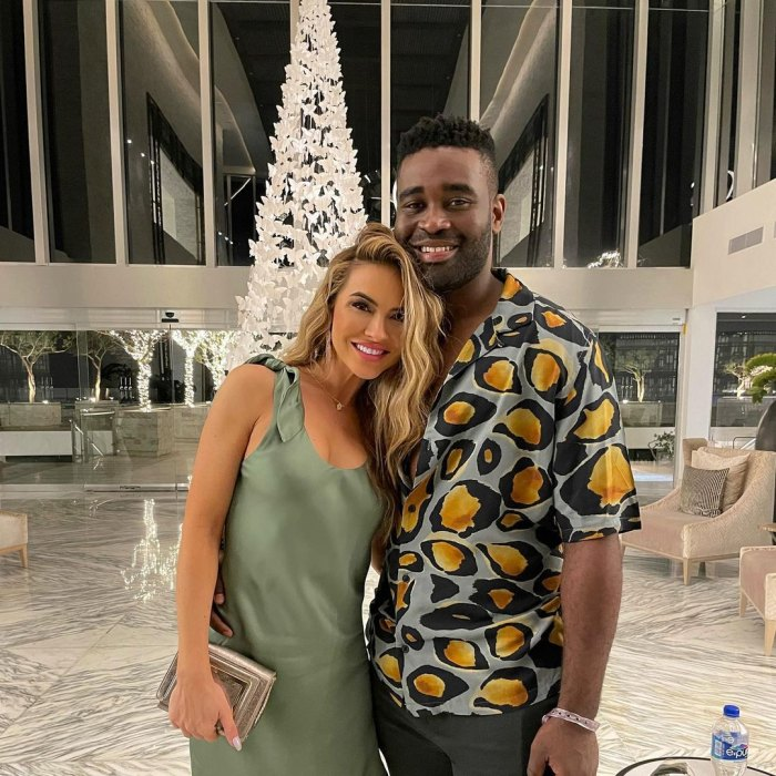 Chrishell Stause Has Been a Rock for Keo Motsepe Amid Loss