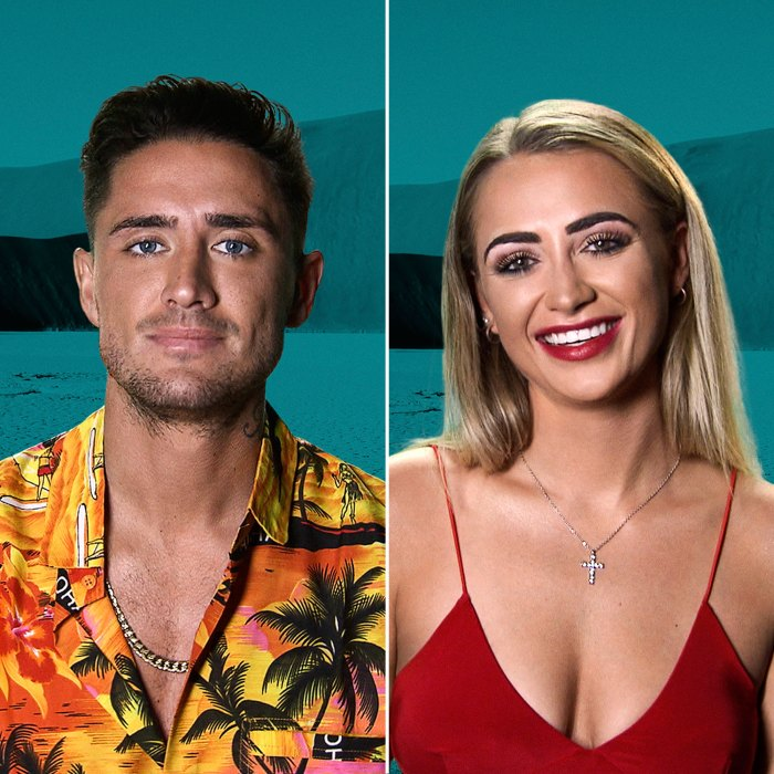 Love Island Stephen Bear Arrested After Ex Georgia Harrison Claims He Released Sex Tape of Them The Challenge Season 33