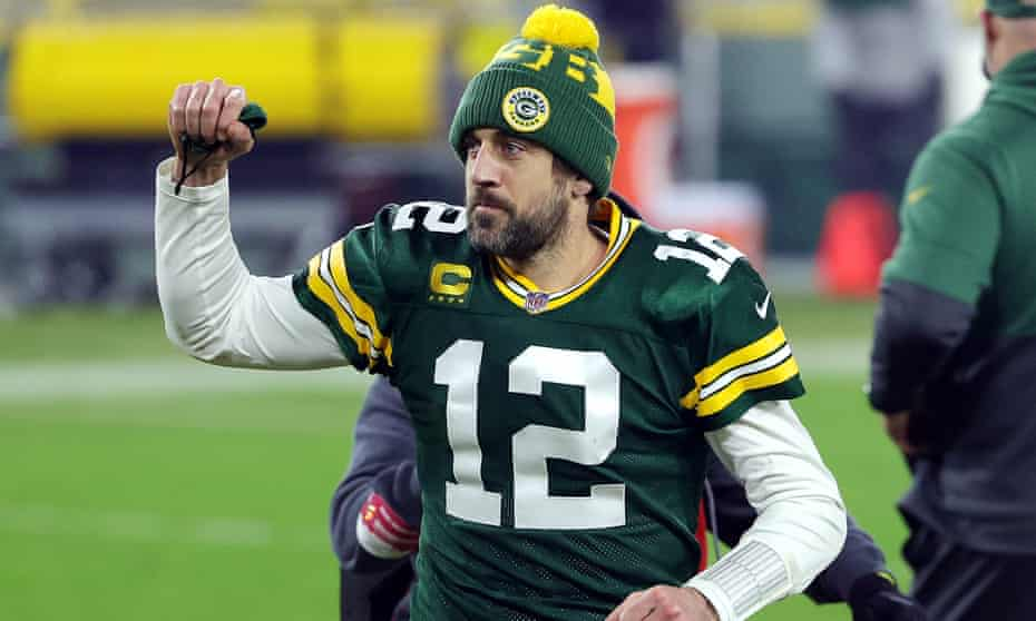 Aaron Rodgers and Matt LaFleur have developed a formidable relationship