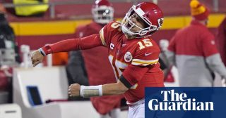 Chiefs' Mahomes sets up Super Bowl showdown with Brady after win over Bills