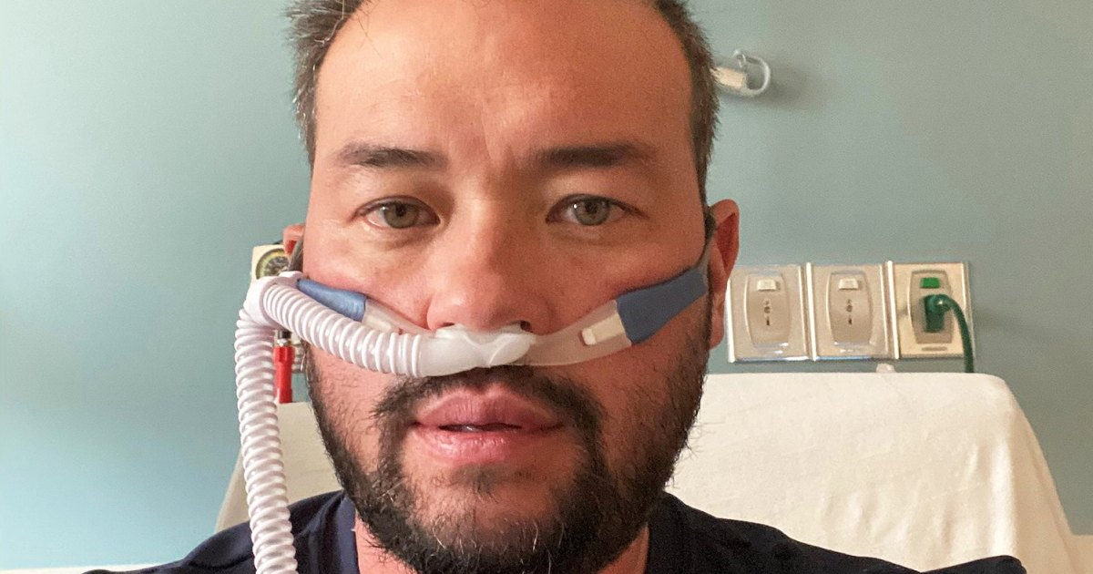 Jon Gosselin: I Was Hospitalized With COVID-19 Amid Pandemic