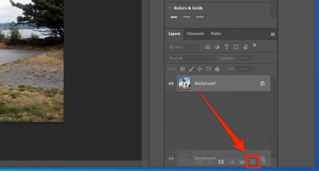 How to use quick selection tool in Photoshop 5
