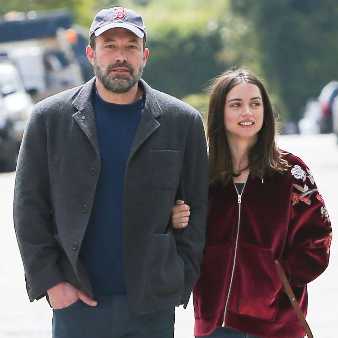 Casey Affleck Sets the Record Straight on Ben's Ana de Armas Cutout