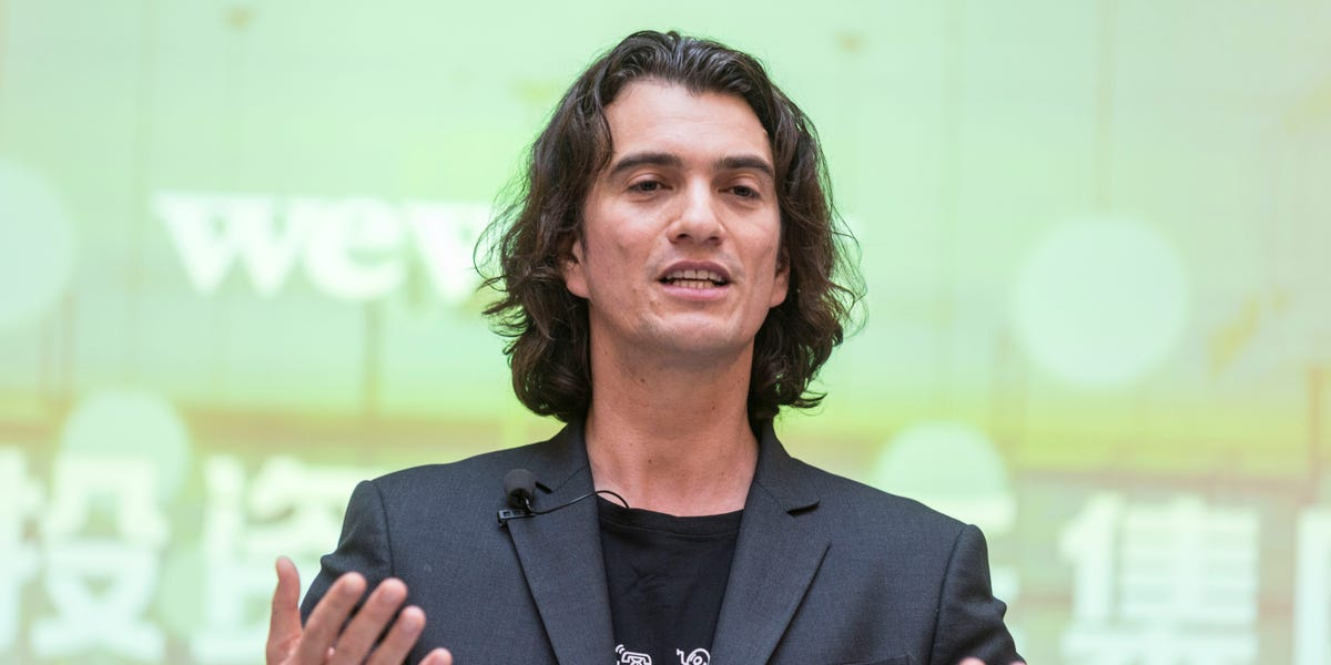Ousted WeWork co-founder Adam Neumann is reportedly nearing a settlement in his dispute with SoftBank. If it happens, he'll get $500 million less than previously planned.