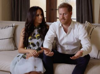 Meghan Markle And Prince Harry To Get Candid About The 'Tensions' Between Them And The Royal Family During Oprah Interview!