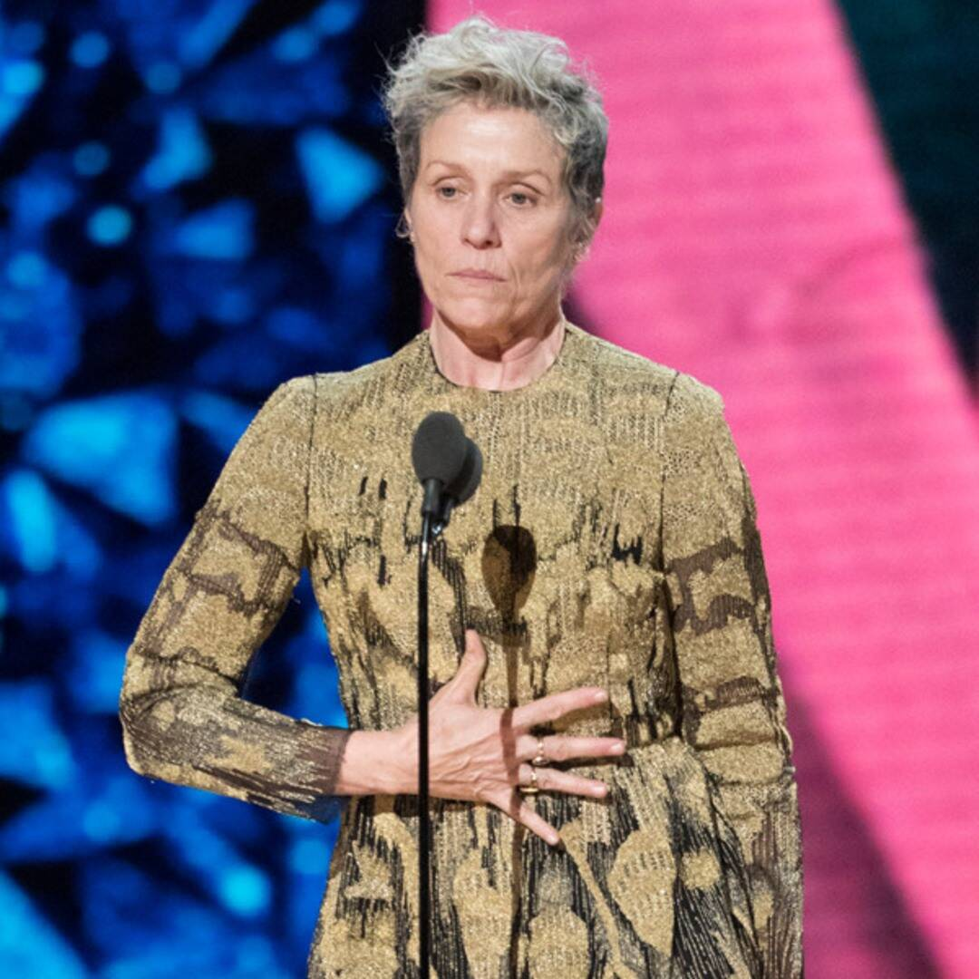 Frances McDormand Explains Why She Turned Down Media Interviews for 10 Years
