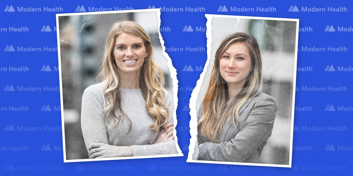They launched a $1 billion startup together. Then they broke up. How the relationship between Modern Health's cofounders died.