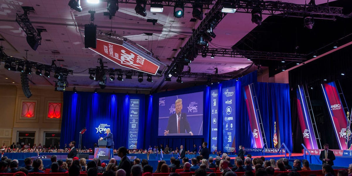 CPAC canceled a speaker who was found sharing anti-Semitic conspiracy theories, after declaring this year's theme is 'America Uncanceled'