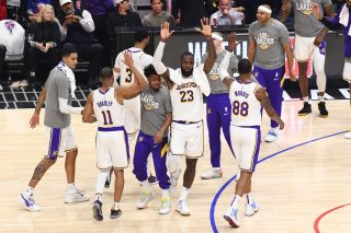 LA Lakers Make a Massive Rally to Defeat the Denver Nuggets, 114-93