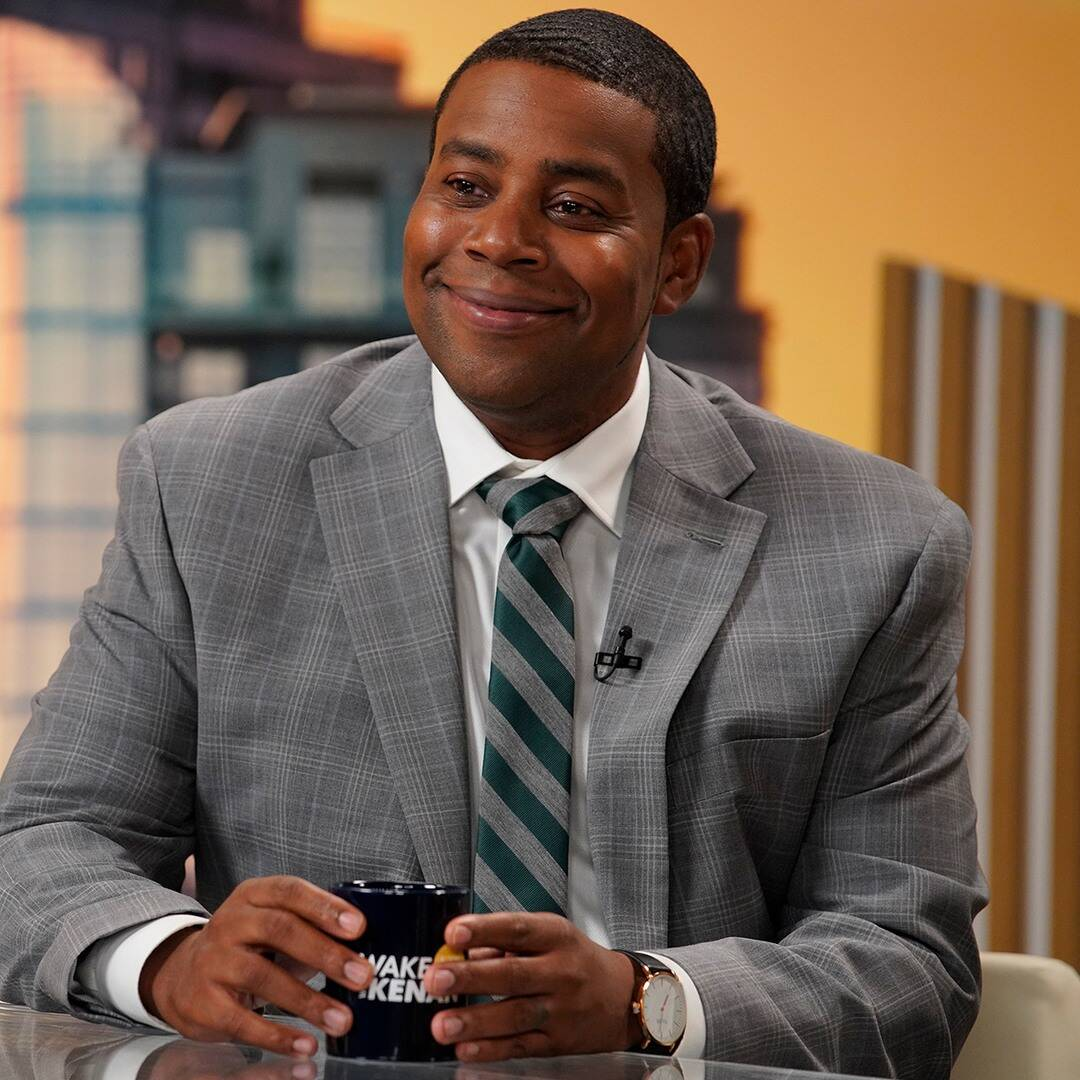 Kenan Thompson on Trying Something New With Kenan and Moving On from Saturday Night Live